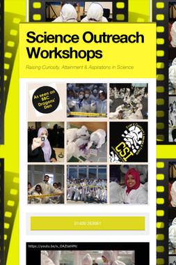 Science Outreach Workshops