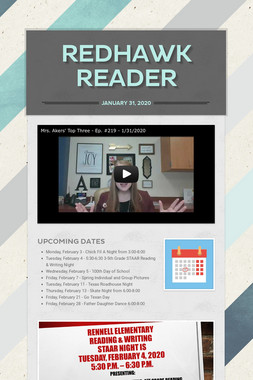 Redhawk Reader