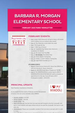 Barbara R. Morgan Elementary School
