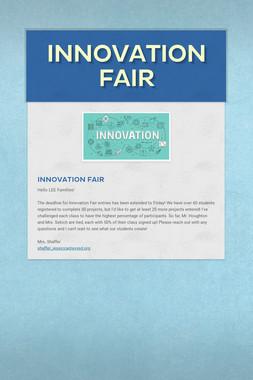 Innovation Fair