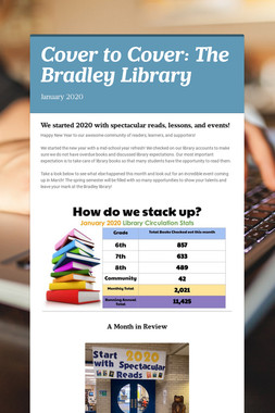 Cover to Cover: The Bradley Library