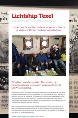 Lichtship Texel
