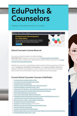 EduPaths & Counselors