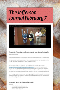 The Jefferson Journal February 7