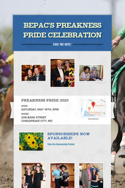 BEPAC's Preakness Pride Celebration