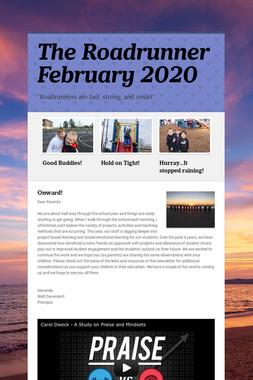 The Roadrunner February 2020