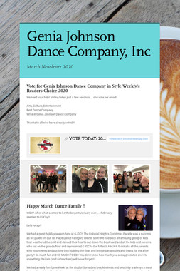 Genia Johnson Dance Company, Inc