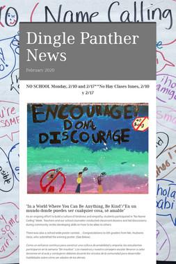 Dingle Panther News