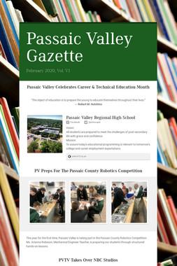 Passaic Valley Gazette