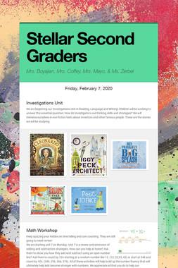 Stellar Second Graders
