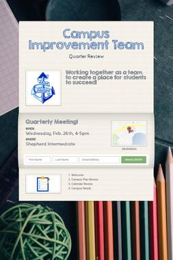 Campus Improvement Team