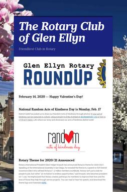 The Rotary Club of Glen Ellyn