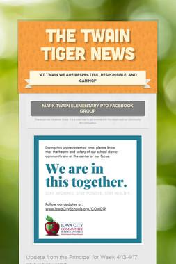 The Twain Tiger News