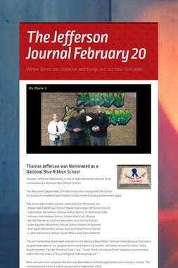The Jefferson Journal February 20