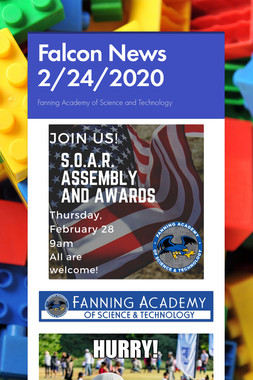 Falcon News 2/24/2020