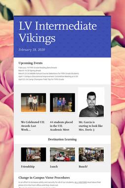 LV Intermediate Vikings