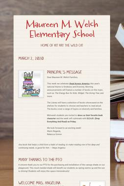 Maureen M. Welch Elementary School