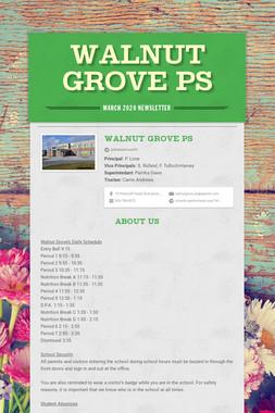 Walnut Grove PS