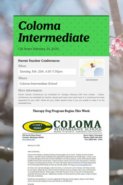 Coloma Intermediate