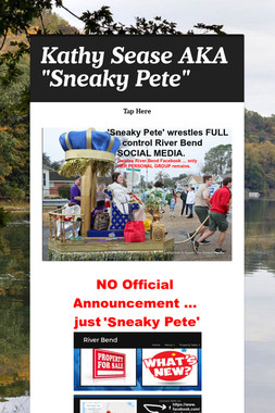"Kathy Sease AKA ""Sneaky Pete"""