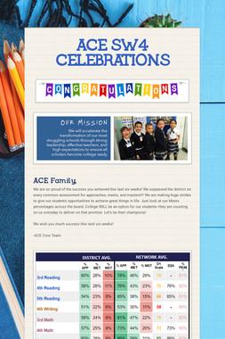 ACE SW4 CELEBRATIONS