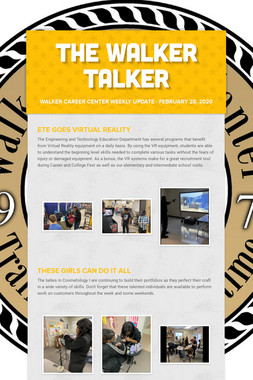 The Walker Talker