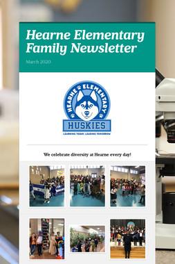 Hearne Elementary Family Newsletter