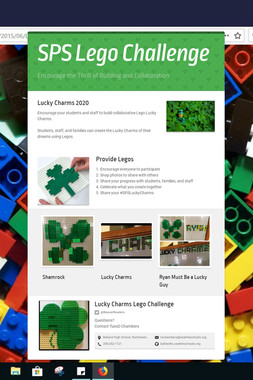 SPS Lego Challenge