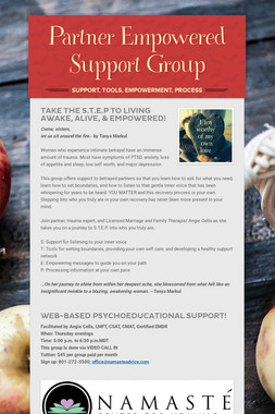 Partner Empowered Support Group