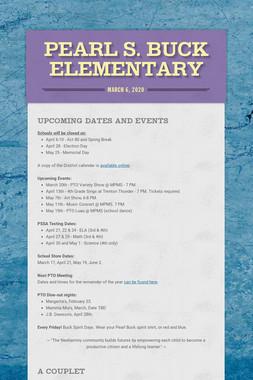 Pearl S. Buck Elementary