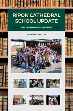 Ripon Cathedral School Update