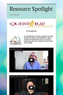 Resource Spotlight