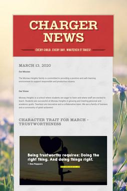 Charger News