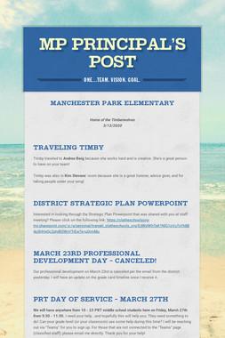 MP Principal's Post