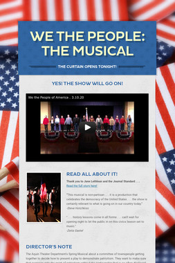 We The People: the Musical