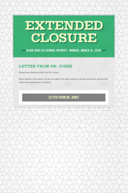 Extended Closure