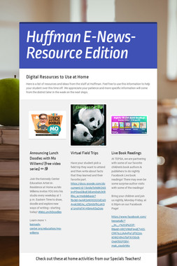 Huffman E-News- Resource Edition