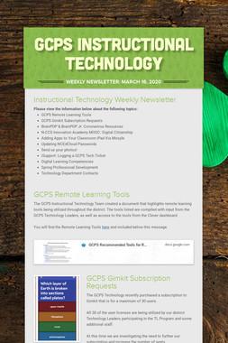 GCPS Instructional Technology