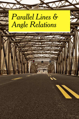 Parallel Lines & Angle Relations