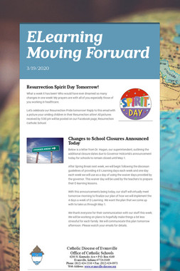 ELearning Moving Forward
