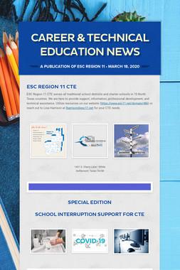 Career & Technical Education News