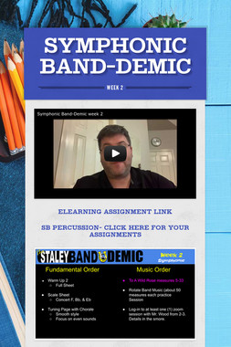 Symphonic Band-Demic