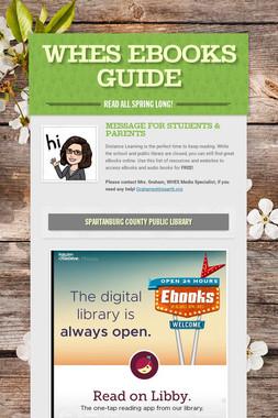 WHES eBooks Guide