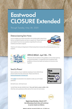 Eastwood CLOSURE Extended