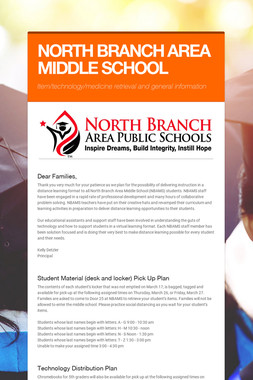 NORTH BRANCH AREA MIDDLE SCHOOL