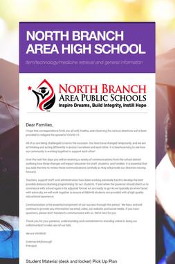 NORTH BRANCH AREA HIGH SCHOOL