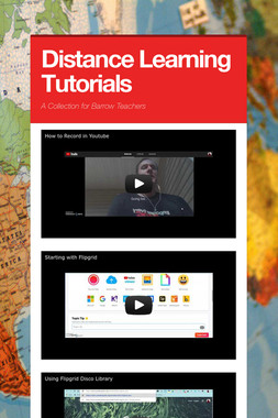 Distance Learning Tutorials