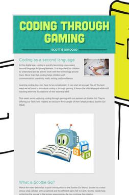 Coding through Gaming