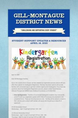 Gill-Montague District News