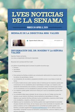 LVES Noticias de la Senama